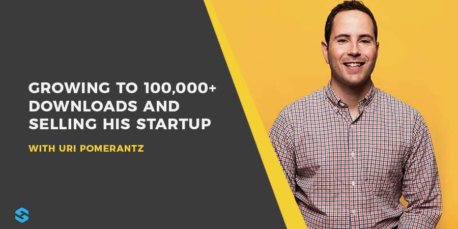 Twine CEO Uri Pomerantz on Growing to 100,000+ Downloads and