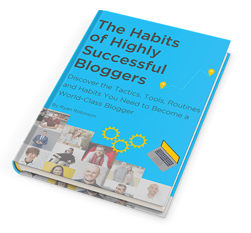 Habits of Successful Bloggers eBook (Hardbound) How to Make Money Blogging