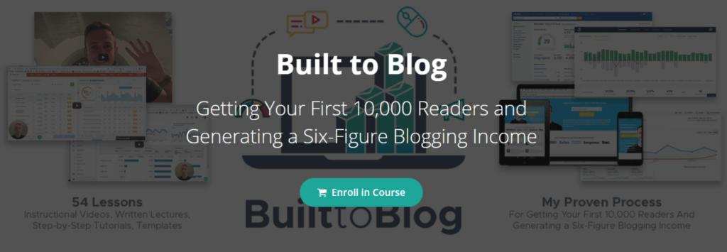 I migliori corsi di blogging per principianti blogger creati per blog