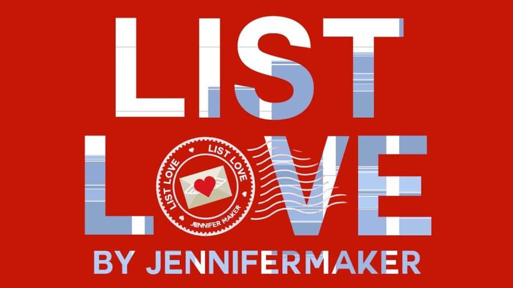 I migliori corsi di blogging per l'elenco dei blogger principianti Amore
