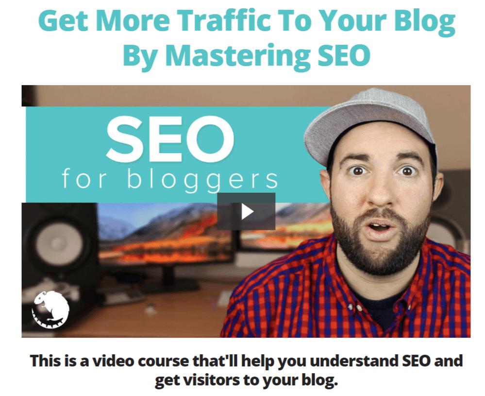 I migliori corsi di blogging per principianti Blogger SEO per blogger