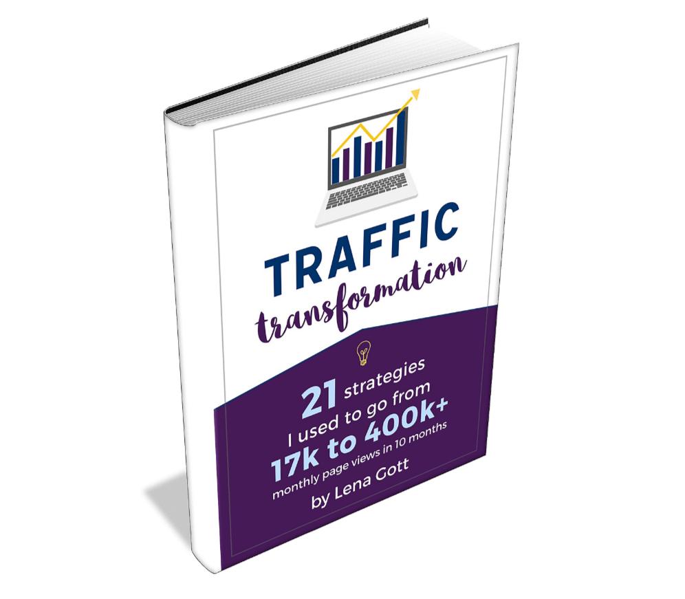 I migliori corsi di blogging per la trasformazione del traffico dei blogger principianti
