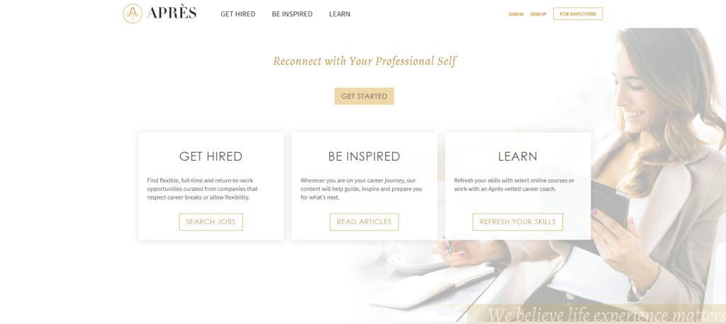 Remote Jobs Websites Aprés