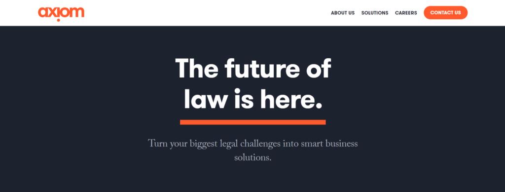 Remote Jobs Websites Axiom Law