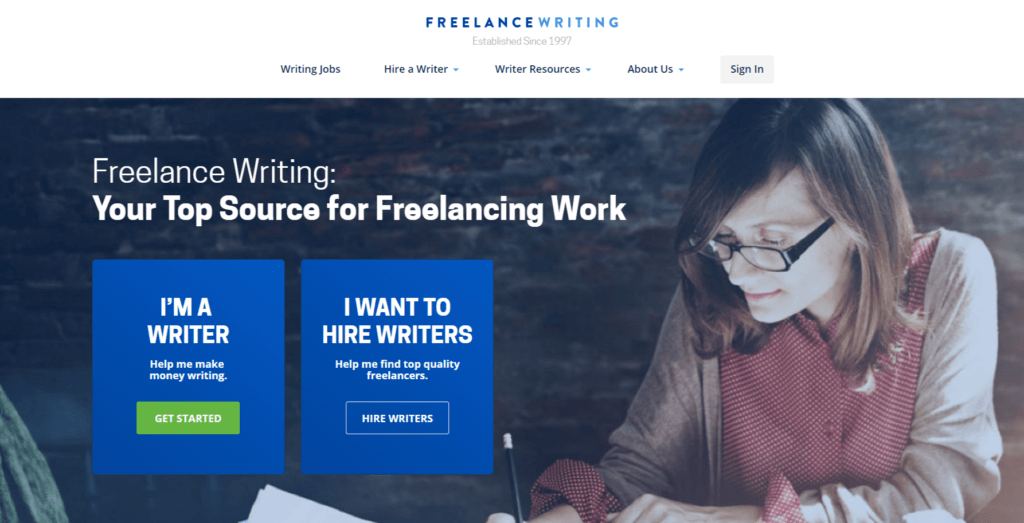 Remote Jobs Websites Freelance Writing