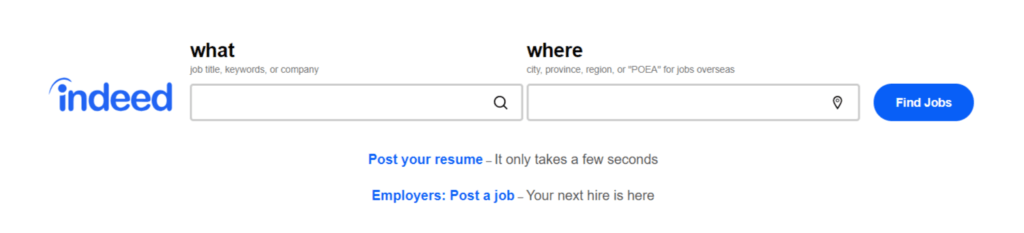 Remote Jobs Websites Indeed