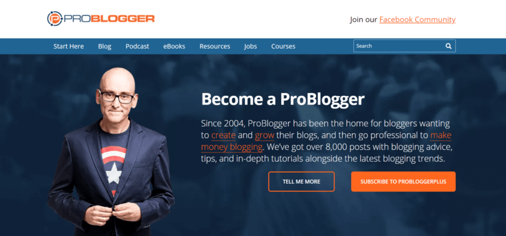 Remote Jobs Websites ProBlogger