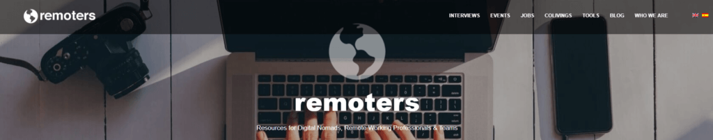 Remote Jobs Websites Remoters