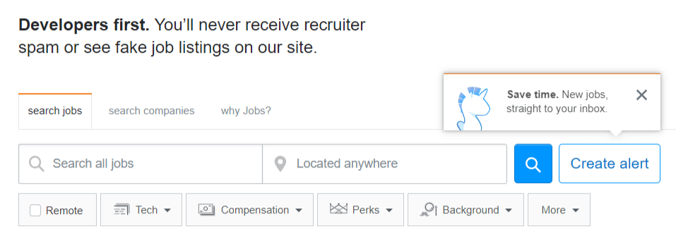 Remote Jobs Websites Stack Overflow