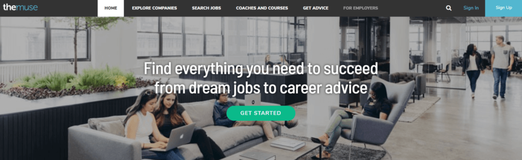 Remote Jobs Websites The Muse