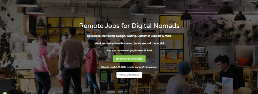 Remote Jobs Websites Workew