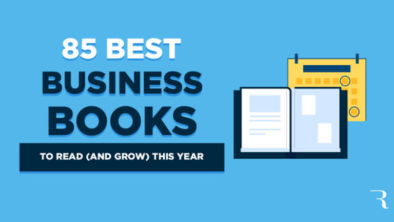 85 Business Books to Read for Entrepreneurs This Year