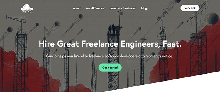 Best Freelance Jobs Websites Gun for Engineers