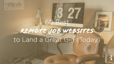 Best Remote Jobs Websites to Land the Best Remote Jobs Today