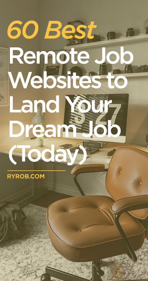 Remote Jobs Websites to Get Your Best Remote Jobs Today