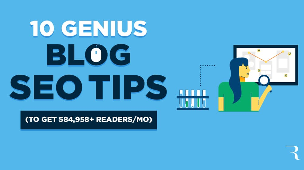 10 Blog SEO Tips for Ranking Your Blog Content