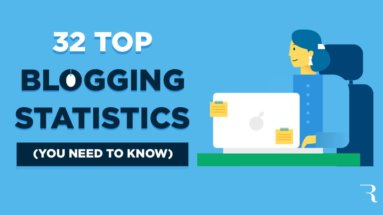32 Blogging Statistics to Become a Better Blogger This Year