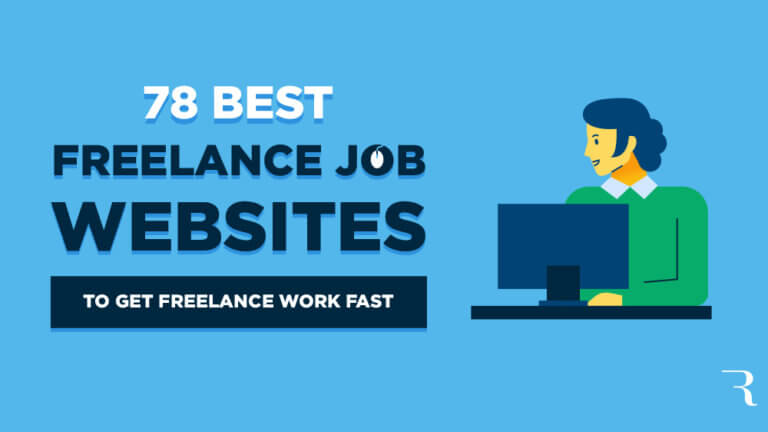 78 Freelance Jobs Websites to Get the Best Freelance Work This Year