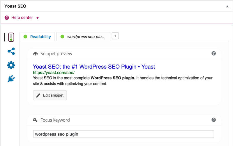 Blog SEO WordPress Plugin Yoast for Getting Your Content Optimized