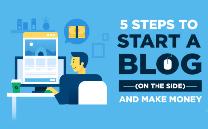 5 Steps How to Start a Blog in 2019 - Free Easy Guide for Beginners