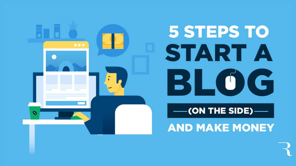 5 Steps How to Start a Blog in 2019 - Free Easy Guide for
