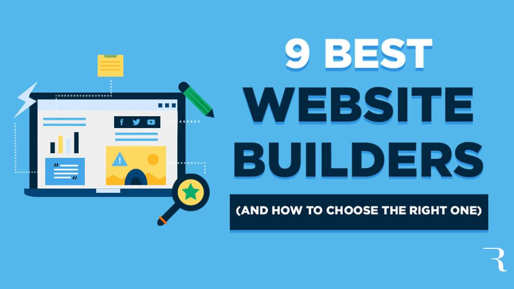 Migliori costruttori di siti Web da utilizzare per i blogger (senza codice)