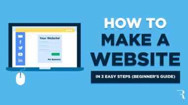 How to Make a Website in 3 Easy Steps Beginner's Guide and Tutorial