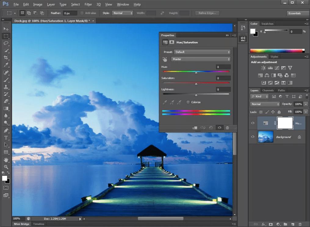 Image Editing Blogging Tools Adobe Photoshop
