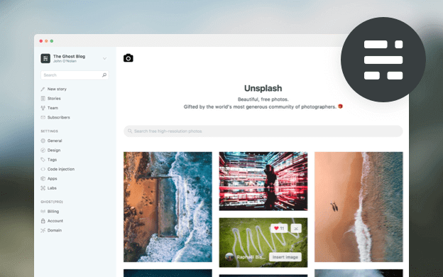 Unsplash Stock Image Tools for Bloggers to Use