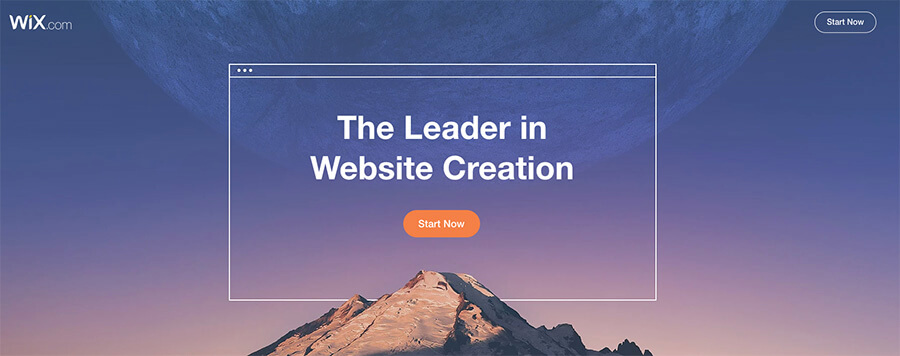 Wix Website Builder per blogger e proprietari di siti Web da utilizzare