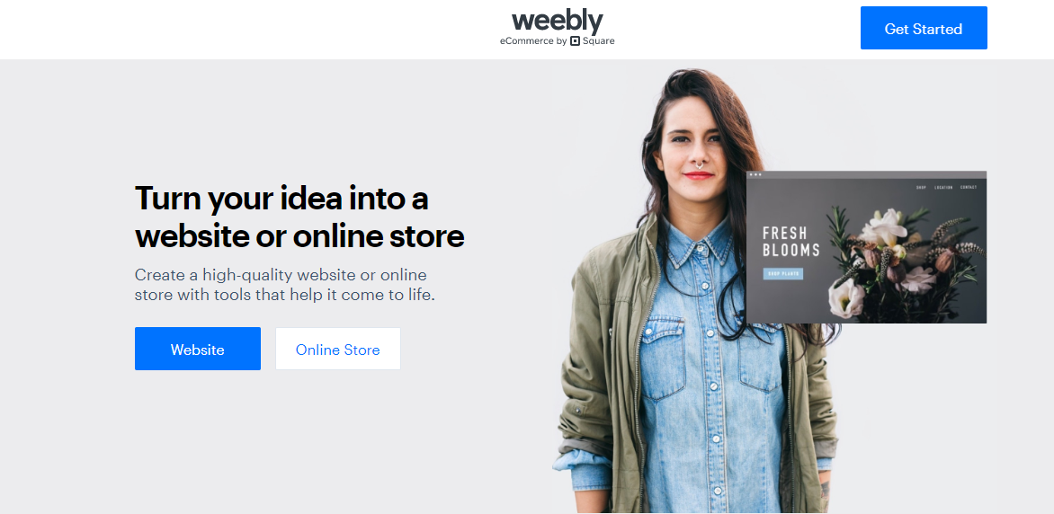 Best Website Builders for Online Store Owners Weebly