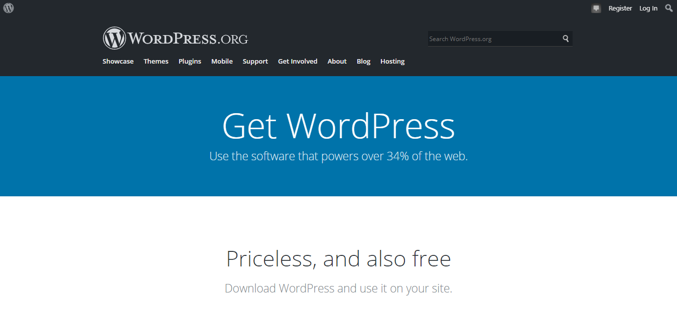WordPress as the Best Website Builder for Bloggers to Use Today