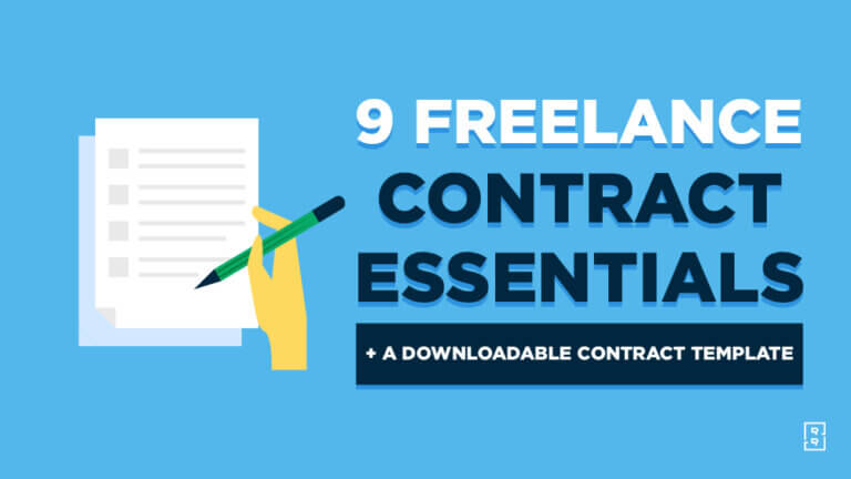 9 Freelance Contract Template Essentials (Free Downloadable Template Google Doc and PDF)