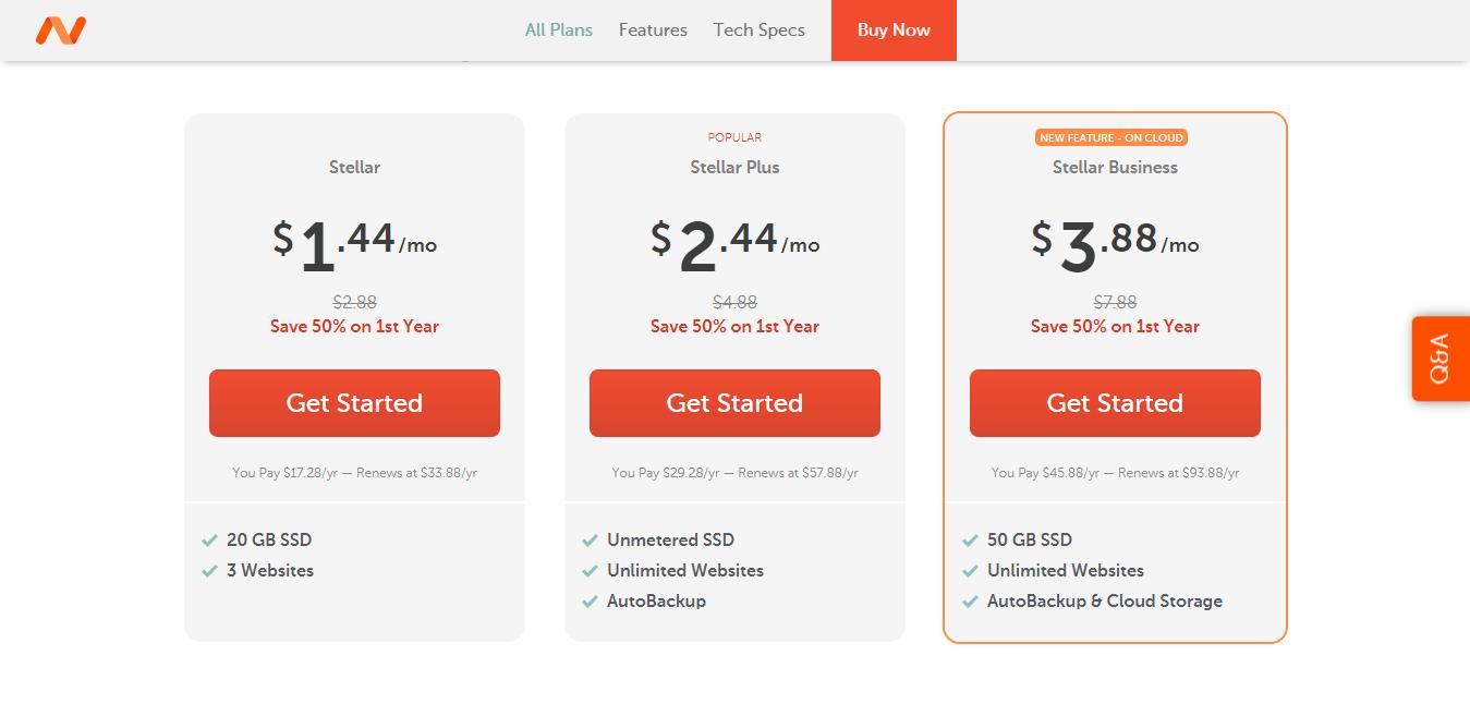 Namecheap best web hosting plans 1 1024x647