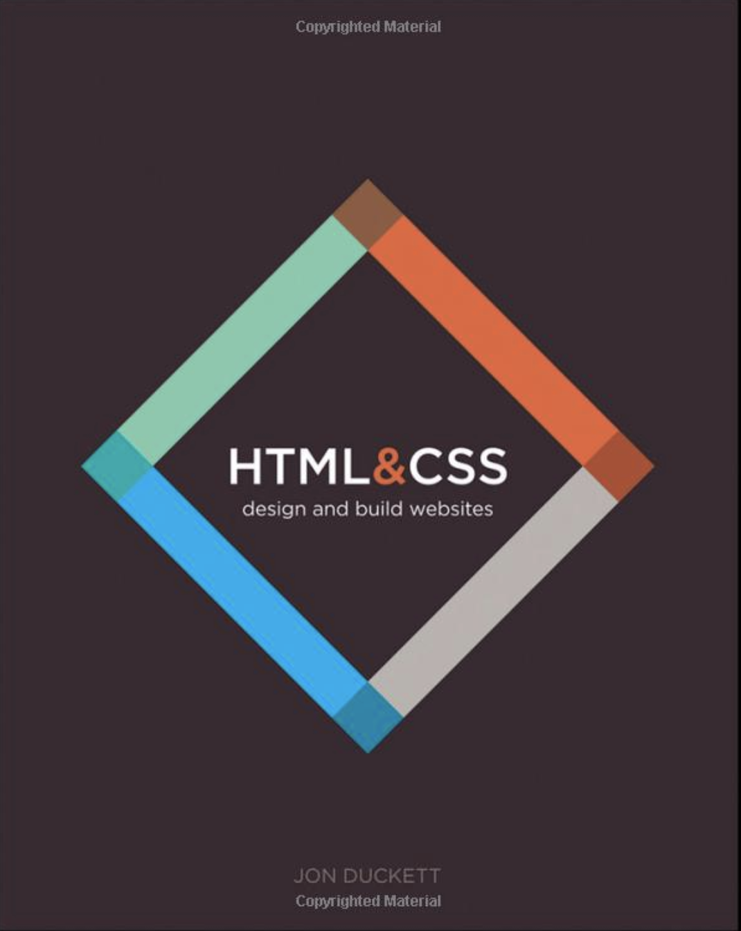 HTML and CSS Book for technical bloggers and web designers