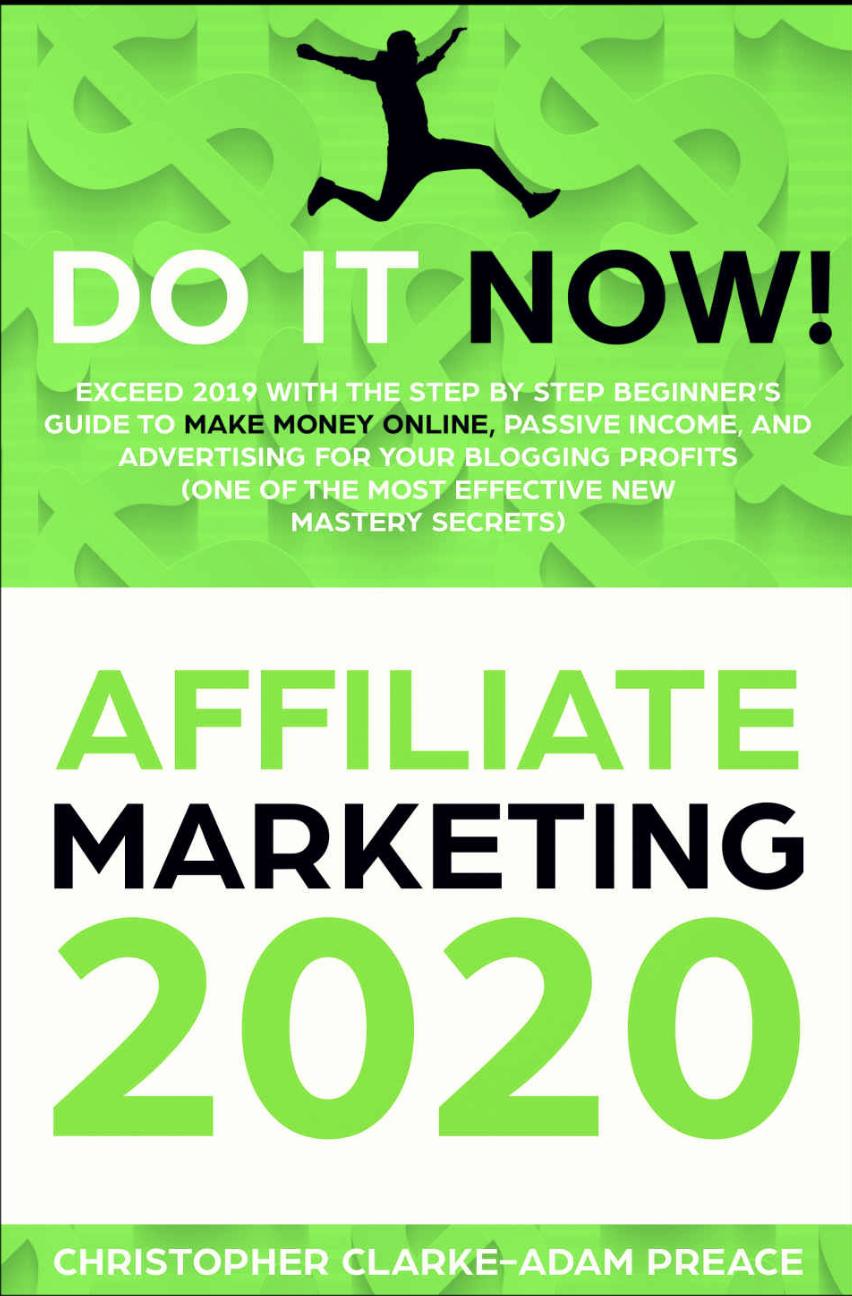 Livro de Marketing de Afiliados 2020 para Blogueiros Lerem