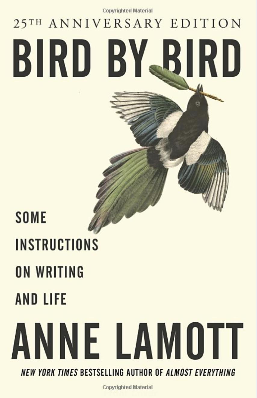 Bird by Bird Livro de Anne Lamott