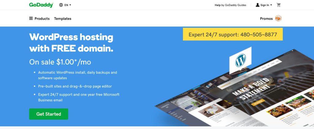 best web hosting plans godaddy 1