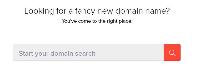 I Want My Name Domain Name Generator Tool Example