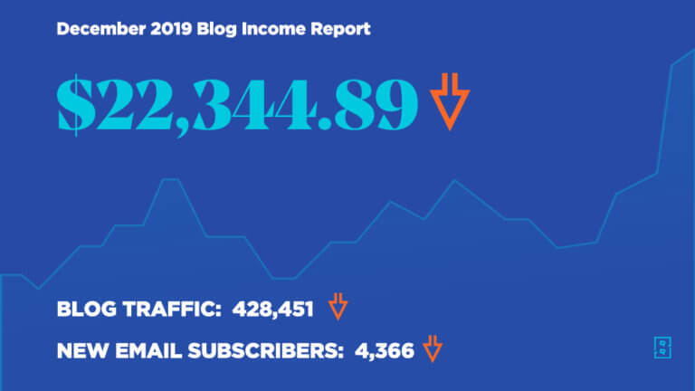 December Blog Income Report - How I Made 22,344 Blogging This Month