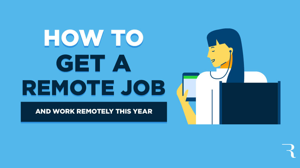 6 Steps How To Get A Remote Job In 2020 This Weekend Ultimate Guide