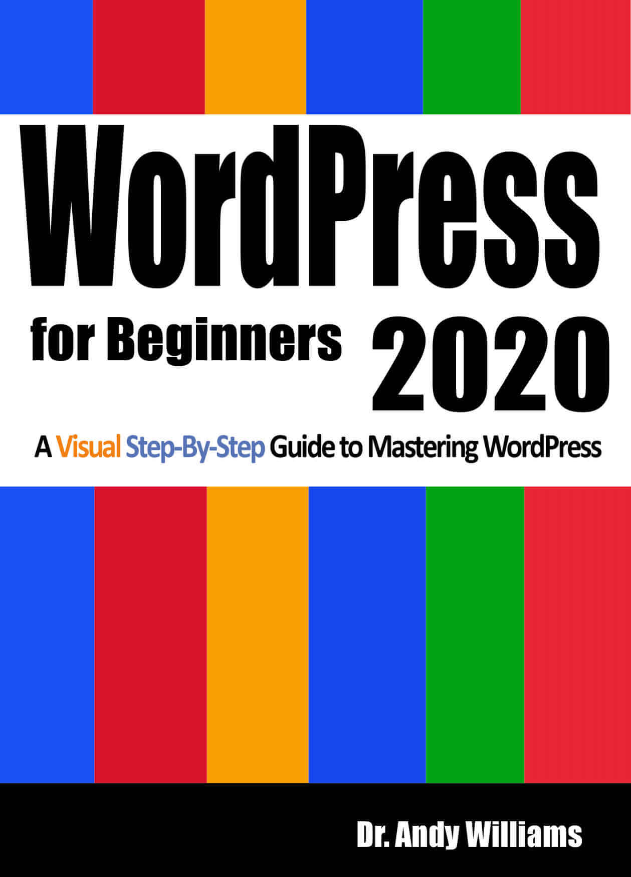 Keeping books to read this year's WordPress for Beginners on Amazon