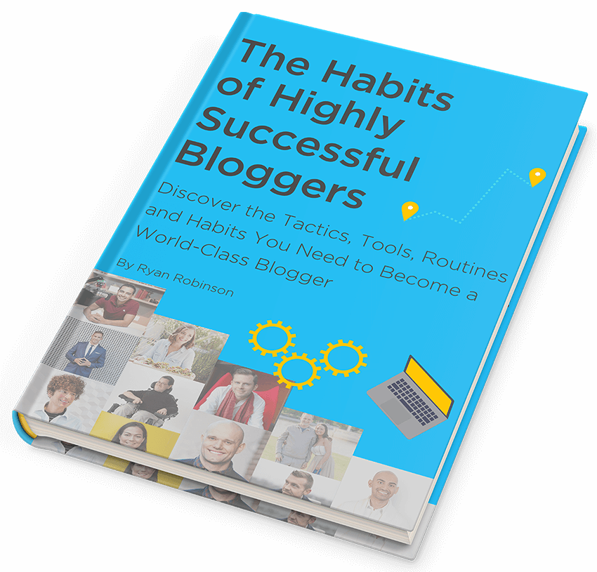Habits of Successful Bloggers (Books for Blogs) Hardcover Cover