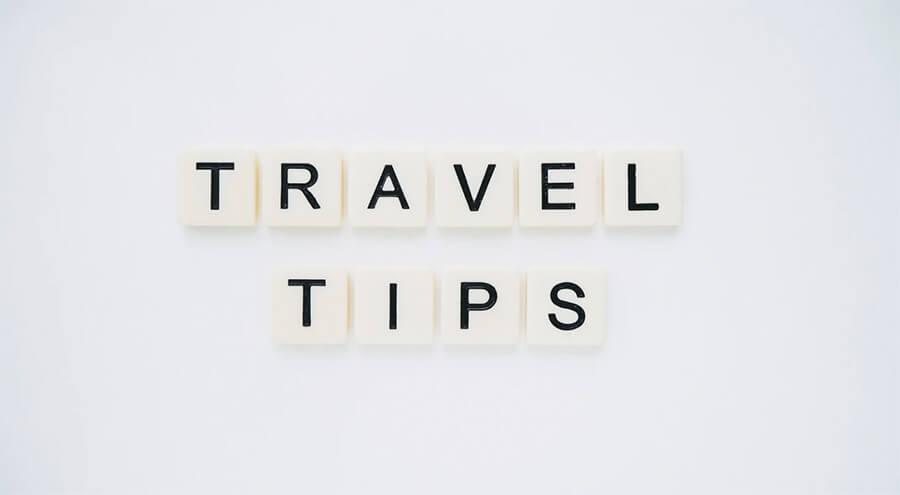 كيفية اختيار اسم مدونة السفر (لقطة من مثال اسم مدونة السفر)