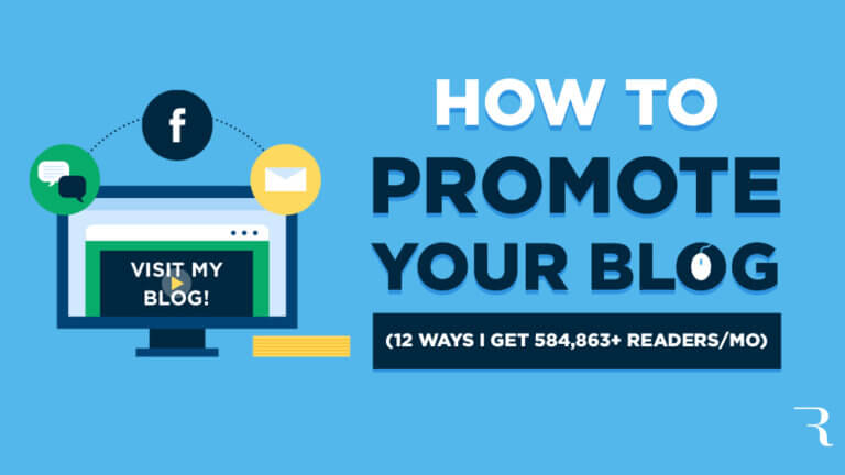 How to Promote Your Blog and Get Readers to Your Content This Year