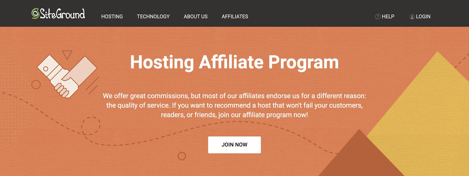 Siteground's Web Hosting Affiliate Program Explainer
