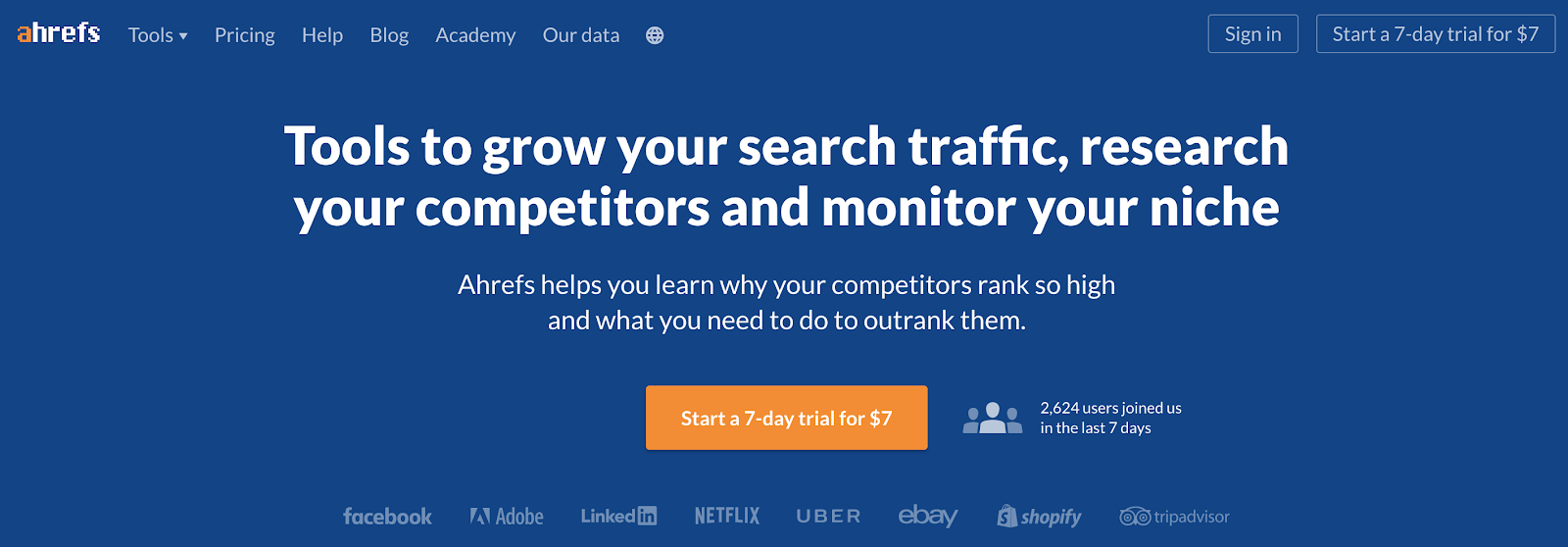 Ahrefs SEO Tool for Strategically Finding the Right Keywords to Blog About
