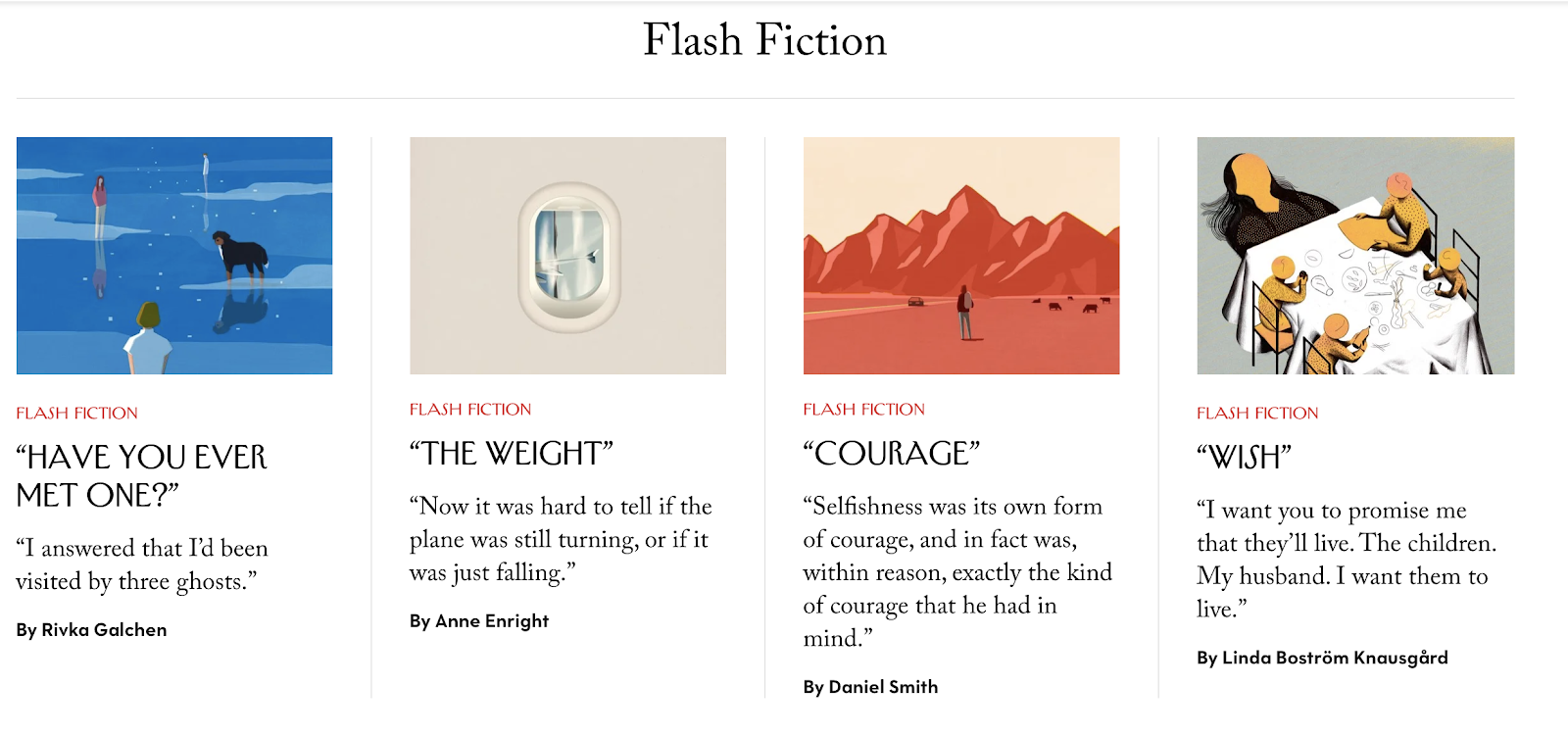 The New Yorker Story Headlines That Entice Readers to Click