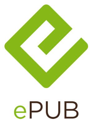 EPUB File Format for eBooks (Logo)