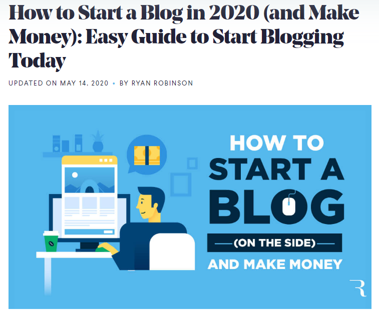 How to Write a Headline for Blog Posts Leveraging the Curiosity Gap (Example)